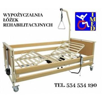 łóżko Rehabilitacyjne Szpitalne Ortopedyczne Zdrowie